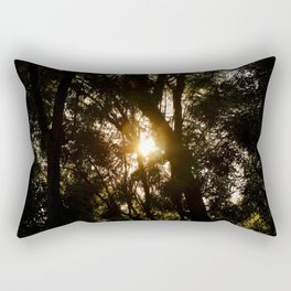 follow my soul Rectangular Pillow