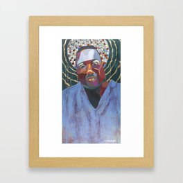 The Tribute Series-Alton Sterling Framed Art Print
