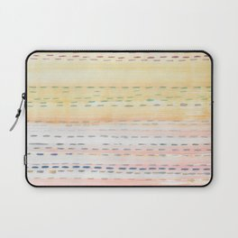 Sunset Stitch Laptop Sleeve