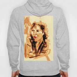 French Woman Hoody