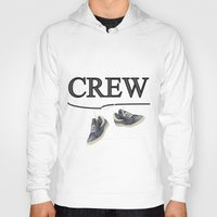 animal crew Hoodies featuring Crew by Cs025