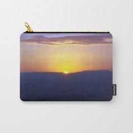 Dead Sea Sunrise Carry-All Pouch