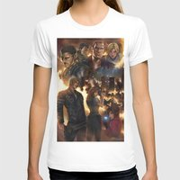 resident evil T-shirts featuring Resident Evil 6 by Dr-Salvador