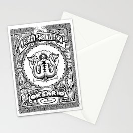 Bearstiary Stationery Cards