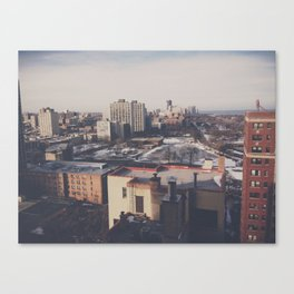 North Chicago Canvas Print