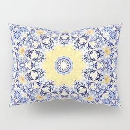 Deep States (Mandala) Pillow Sham
