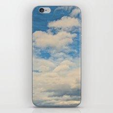 Clouds in the Sky iPhone & iPod Skin