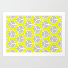 Van Peppen Pattern Art Print