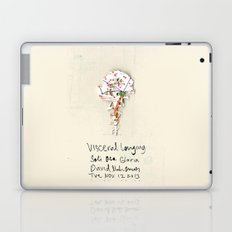 Visceral Longing  Laptop & iPad Skin