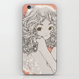Engelchen iPhone Skin