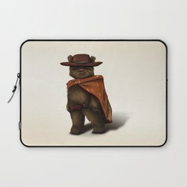 Clint Ewok Laptop Sleeve