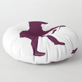Sacred Mic Check Floor Pillow