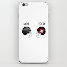 Day and Night iPhone Skin
