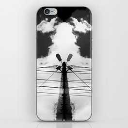 Light to the Sky iPhone Skin