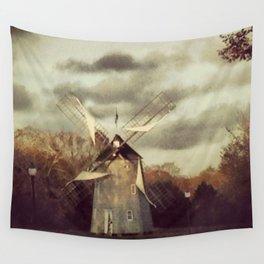 Hampton Windmill Wall Tapestry
