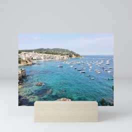 Costa Brava Spain Mini Art Print