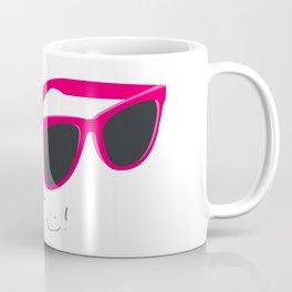 Darren Criss Glasses Coffee Mug