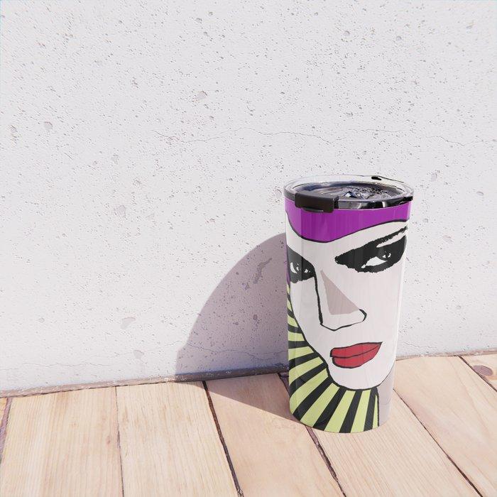 Suspicious Dorys Travel Mug