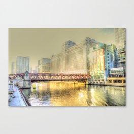 Chicago Merchandise Mart Canvas Print