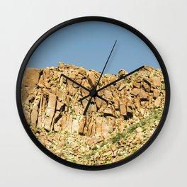 Landscape Joshua Tree 7360 Wall Clock