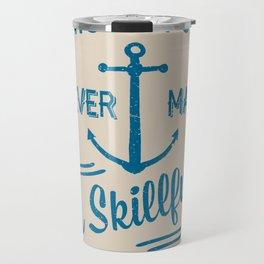 Smooth Sailing Travel Mug