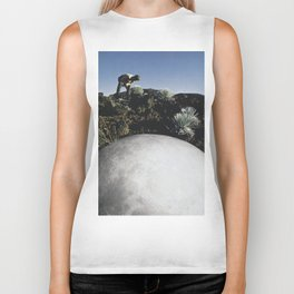 Desert Moon Biker Tank
