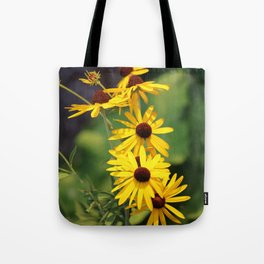 Black Eyed Beauties Tote Bag