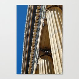 Tall and Handsome Canvas Print