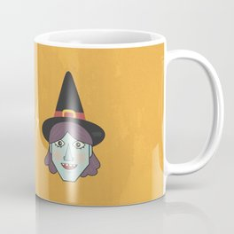 Good Witch VS Bad Witch (Patterns Please) Coffee Mug