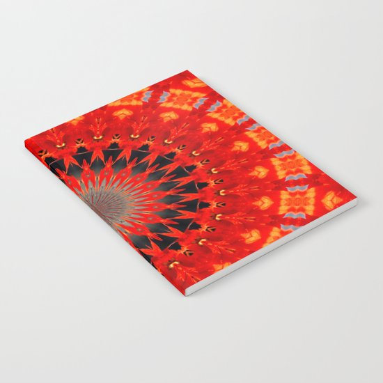 RED CIRCLE Notebook