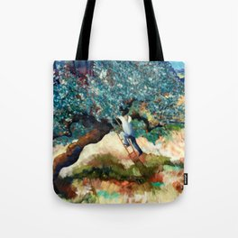 it's greek to me Tote Bag