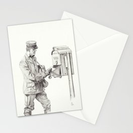 Making the Rounds Stationery Cards