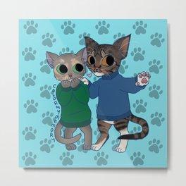 thesweatercats C7 Metal Print