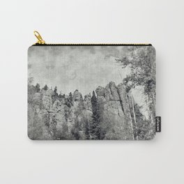 Travel Back in Time Carry-All Pouch