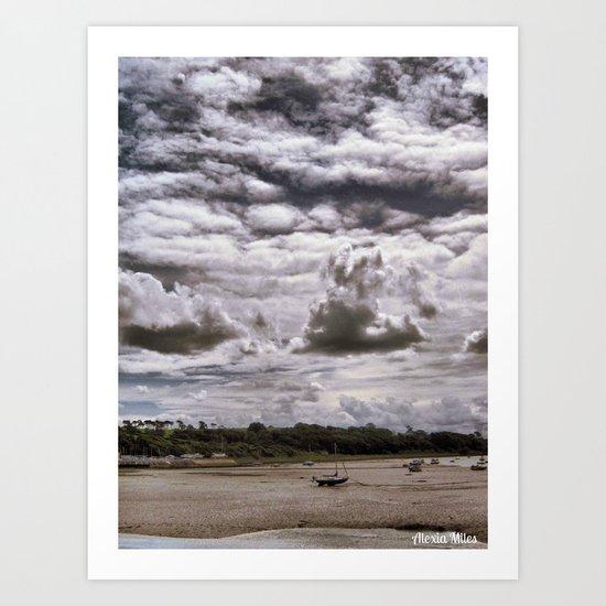 Instow Devon Art Print