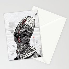 Monsignor Stationery Cards