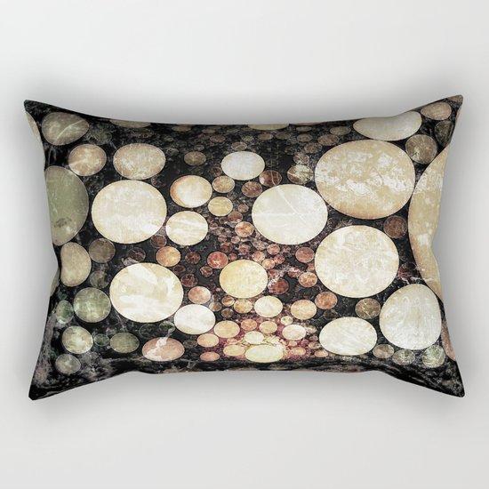 :: The Golden Hour :: Rectangular Pillow