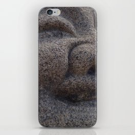 laughing buddha iPhone Skin