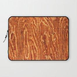 Walnut Wood Laptop Sleeve