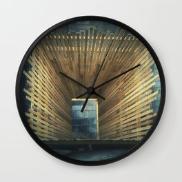 """The Megaphone"" Wall Clock"