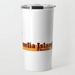 Amelia Island - Florida. Travel Mug