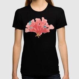 Seahorses on the Reef - Ocean Beach Nautical T-shirt
