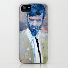 D. H. LAWRENCE iPhone Case