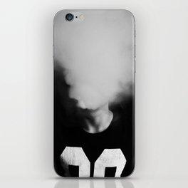 Smoke iPhone Skin