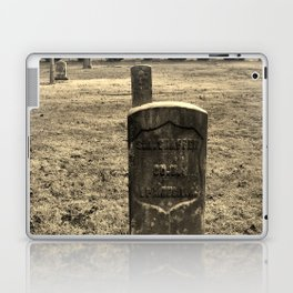 The Forgotten Graves Laptop & iPad Skin