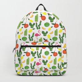 flamingo adventure Backpack