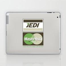 Brand Wars: Jedi Master Yoda Laptop & iPad Skin
