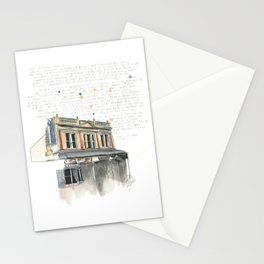 133 Ridiford Street, Wellington Stationery Cards