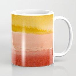 Abstract Sunrise Coffee Mug