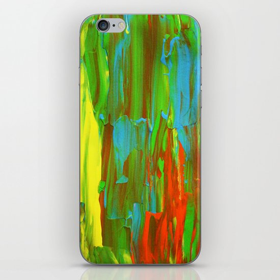 Abstract Painting 28 iPhone & iPod Skin